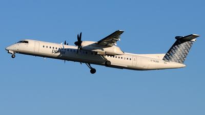 A picture of CGLQD - De Havilland Canada Dash 8400 - Porter Airlines - © FOKKER AIRCRAFT