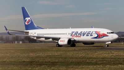 A picture of OKTSE - Boeing 73781D - Smartwings - © Rolf Jonsen
