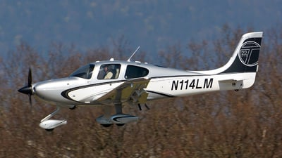 N114LM - Cirrus SR22T-GTS - Private