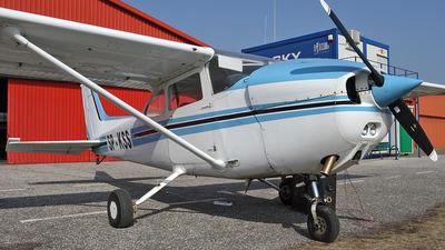 SP-KSS - Cessna 172 Skyhawk - Private
