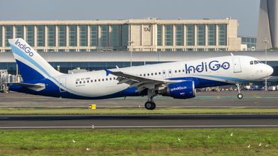 VT-IHH - Airbus A320-214 - IndiGo Airlines