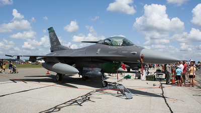 89-2114 - Lockheed Martin F-16CG Fighting Falcon - United States - US Air Force (USAF)