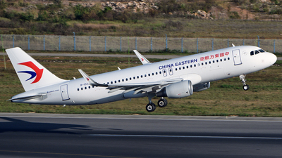 B-1028 - Airbus A320-214 - China Eastern Airlines