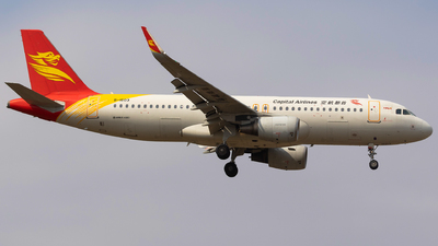 B-1603 - Airbus A320-214 - Capital Airlines