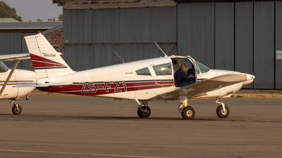 ZS-FZI - Piper PA-28-180 Cherokee D - Westline Aviation
