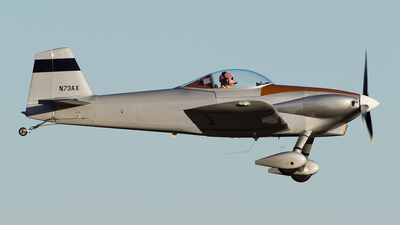 A picture of N73AX - Van's RV3 - [11024] - © SpotterPowwwiii
