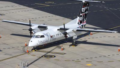 P2-MCG - Bombardier Dash 8-102 - PNG Air