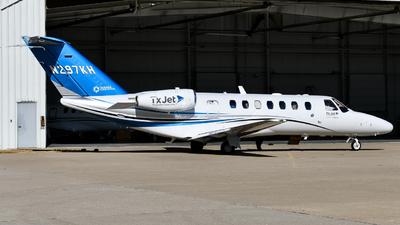 A picture of N297KH - Cessna 525B CitationJet CJ3 - [525B0297] - © Jdub