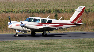 N68AH - Piper PA-30-160 Twin Comanche - Private