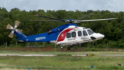N925VH - Agusta-Westland AW-139 - Bristow Helicopters