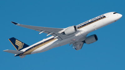 A picture of 9VSMU - Airbus A350941 - Singapore Airlines - © Ricardo de Vries