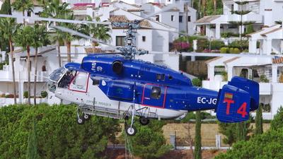 EC-JGX - Kamov Ka-32A-11BC - Inaer