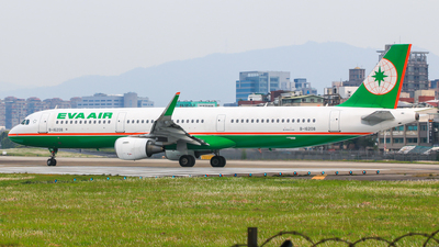 B-16208 - Airbus A321-211 - Eva Air