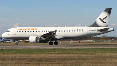 A picture of TCFBV - Airbus A320214 - Freebird Airlines - © Calin Horia Lupu