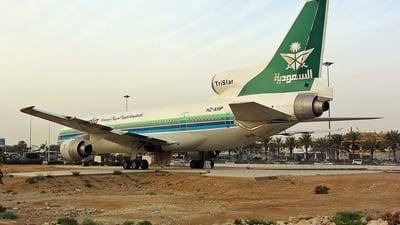 HZ-AHP - Lockheed L-1011-200 Tristar - Saudia - Saudi Arabian Airlines
