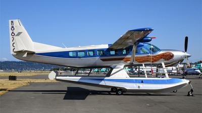 A picture of N867CC - Cessna 208B Grand Caravan - [208B5103] - © Joe G. Walker