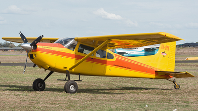 VH-OZX - Cessna A185F Skywagon - Bennet Aviation