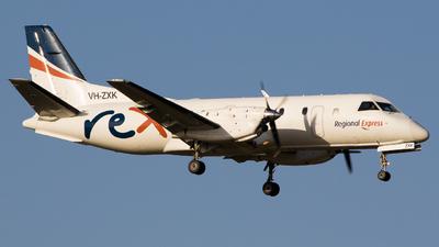 VH-ZXK - Saab 340B - Regional Express (REX)