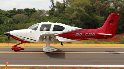 PR-GRQ - Cirrus SR22 Grand - Private