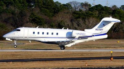 A picture of N228Y - Bombardier Challenger 300 - [20194] - © Agustin Anaya