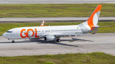 PR-GZG - Boeing 737-86J - GOL Linhas Aéreas