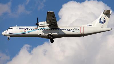 EP-ATU - ATR 72-212A(500) - Iran Aseman Airlines