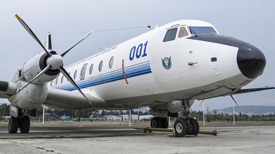 HC-AUK - Hawker Siddeley HS-748 - Ecuador - Air Force