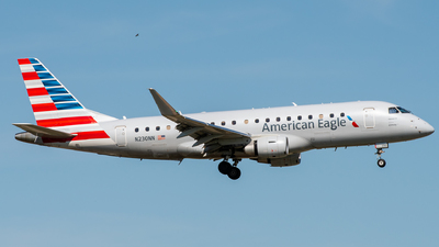 N230NN - Embraer 170-200LR - American Eagle (Envoy Air)
