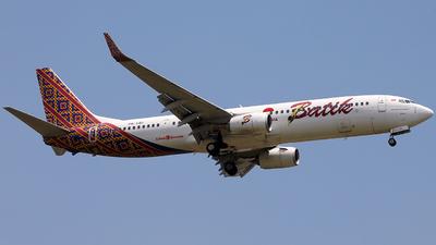 PK-LBI - Boeing 737-9GPER - Batik Air