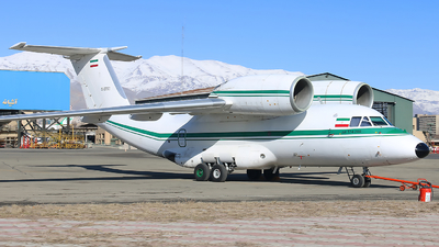 15-2250 - Antonov An-74-200 - Iran - Revolutionary Guard