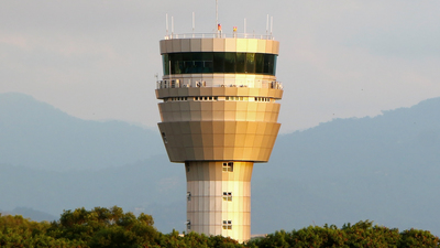 WBKK - Airport - Control Tower