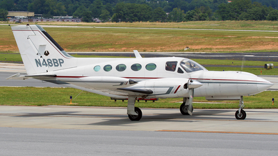 N48BP - Cessna 421B Golden Eagle - Private