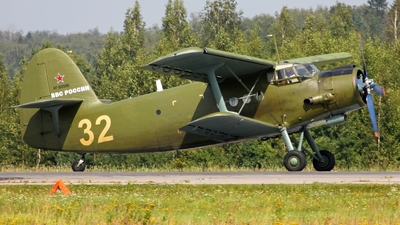 RF-90586 - Antonov An-2T - Russia - Air Force