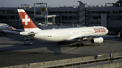 A picture of HBJHF - Airbus A330343 - Swiss - © Michael Pflanzer