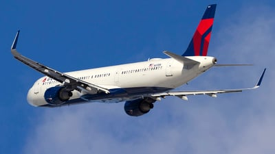 A picture of N317DN - Airbus A321211 - Delta Air Lines - © Jeremy D. Dando