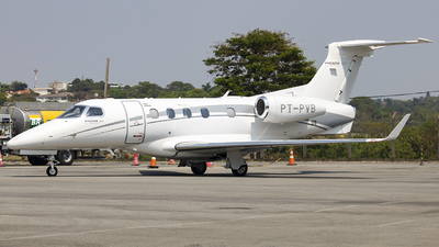 PT-PVB - Embraer 505 Phenom 300 - Private