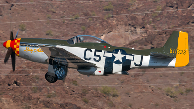 N151MW - North American P-51D Mustang - Private