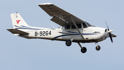 B-9264 - Cessna 172R Skyhawk - Civil Aviation Flight University of China