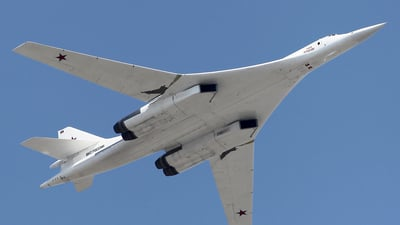 RF-94112 - Tupolev Tu-160 Blackjack - Russia - Air Force