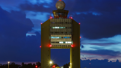 LHBP - Airport - Control Tower