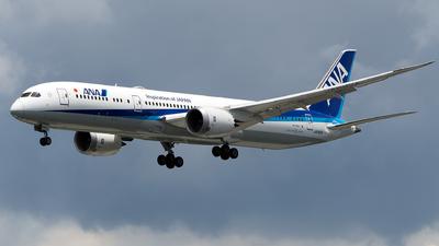 JA892A - Boeing 787-9 Dreamliner - All Nippon Airways (ANA)