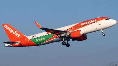 A picture of OEIVV - Airbus A320214 - easyJet - © n94504