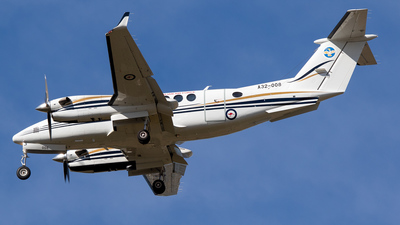 A picture of A32008 - Beechcraft B350 King Air -  - © James Saunders