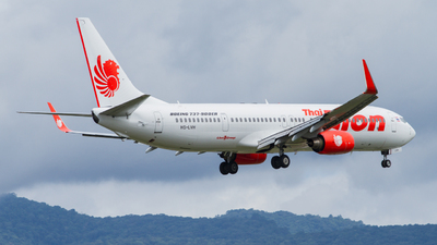 HS-LVH - Boeing 737-9GPER - Thai Lion Air