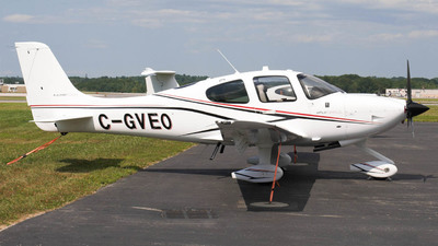 C-GVEO - Cirrus SR20 - Private