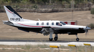 OM-IPS - Socata TBM-700C2 - Private