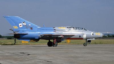 3756 - Mikoyan-Gurevich MiG-21UM Mongol B - Czech Republic - Air Force
