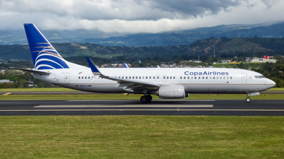 HP-1835CMP - Boeing 737-8V3 - Copa Airlines