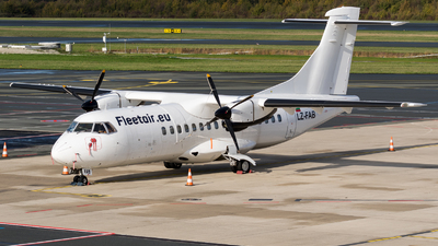 LZ-FAB - ATR 42-320(F) - Fleet Air International