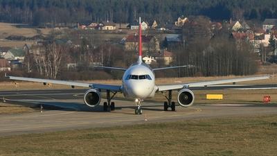 HB-IJU - Airbus A320-214 - Swiss